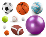 Сlipart Sport Ball Sphere American Football Soccer Ball   BillionPhotos