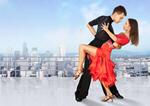 Сlipart Dancing Couple Heterosexual Couple Tangoing Teenager   BillionPhotos