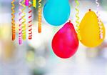 Сlipart Carnival Balloon Party Backgrounds Decoration   BillionPhotos