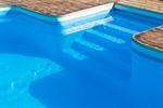 Сlipart aqua background bath beautiful blue photo  BillionPhotos