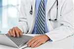 Сlipart Doctor Computer Healthcare And Medicine Patient Data   BillionPhotos