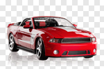 Сlipart Car Sports Car Muscle Car Sport Red photo cut out BillionPhotos