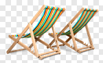 Сlipart deck beach chair uk blue photo cut out BillionPhotos