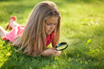 Сlipart Child Nature Discovery Magnifying Glass Insect photo  BillionPhotos