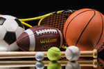 Сlipart Sports Equipment Sport Equipment Ball Group of Objects photo  BillionPhotos