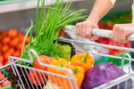 Сlipart Supermarket Shopping Cart Shopping Groceries Vegetable photo  BillionPhotos