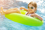 Сlipart Kids in pool summer aid aqua baby   BillionPhotos