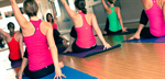 Сlipart Exercising Gym Women Weights Couple photo free BillionPhotos