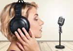 Сlipart microphone radio mic retro old   BillionPhotos
