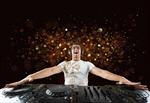 Сlipart Party DJ Turntable Music Nightclub Headphones   BillionPhotos