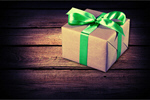 Сlipart Gift Box Green Gift Box Christmas   BillionPhotos