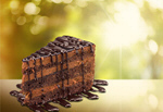 Сlipart Cake Chocolate Cake Chocolate Dessert Portion   BillionPhotos