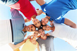 Сlipart beach friends fun summer sun photo  BillionPhotos