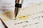 Сlipart Pen Writing Letter Signature Paper photo  BillionPhotos