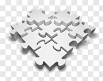 Сlipart Puzzle Jigsaw Puzzle Jigsaw Piece Cooperation Connection 3d cut out BillionPhotos
