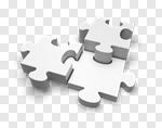 Сlipart Puzzle Jigsaw Puzzle Jigsaw Piece Cooperation Connection 3d cut out BillionPhotos