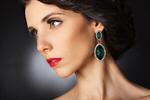 Сlipart diamond woman model eyelashes skincare photo  BillionPhotos