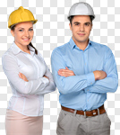 Сlipart Engineer Construction Architect Construction Worker Construction Site photo cut out BillionPhotos