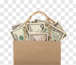 Сlipart money dollar bag expenses finances photo cut out BillionPhotos