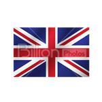 Сlipart Union flag union flag UK United Kingdom Great Britain vector icon cut out BillionPhotos