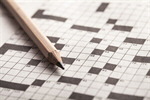 Сlipart crossword puzzle clever mental recreational photo  BillionPhotos