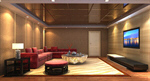 Сlipart Living Room Home Interior Showcase Interior House Domestic Room 3d  BillionPhotos