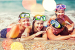Сlipart beach snorkelling snorkel summer sea   BillionPhotos