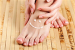 Сlipart nail french closeup human barefoot photo  BillionPhotos