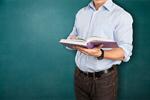 Сlipart Book Reading Bible Student Men Learning   BillionPhotos