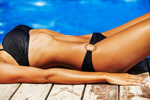 Сlipart Bikini Sunbathing Women Sensuality Swimming Pool photo  BillionPhotos