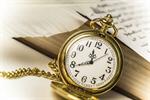 Сlipart book old clock pen watch photo  BillionPhotos