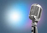 Сlipart microphone mic silver white old   BillionPhotos
