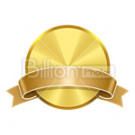 Сlipart Award Certificate warranty Quality Control Approved vector icon cut out BillionPhotos