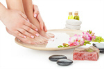 Сlipart spa foot nails care procedures photo  BillionPhotos