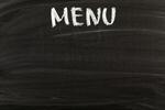 Сlipart Menu Blackboard Restaurant Food Sign photo  BillionPhotos