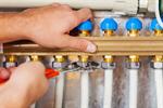 Сlipart Plumber Water Pipe Repairing Bathroom Home Improvement photo  BillionPhotos