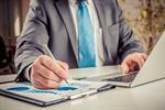 Сlipart accounting market laptop funds business photo  BillionPhotos