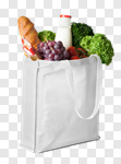 Сlipart Bag Shopping Bag Groceries Environment reusable photo cut out BillionPhotos