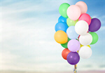 Сlipart balloons baloon bunch isolated decoration   BillionPhotos