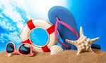 Сlipart beach travel background concept summer   BillionPhotos