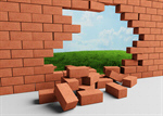 Сlipart Freedom Wall Brick Wall Broken Brick 3d  BillionPhotos
