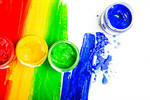 Сlipart paint brush color colorful painter photo  BillionPhotos