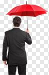 Сlipart Insurance Umbrella Insurance Agent Business Red photo cut out BillionPhotos