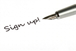 Сlipart signup Pen Signing Signature Writing photo  BillionPhotos