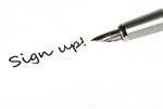 Сlipart signup Pen Signing Signature Writing photo  BillionPhotos