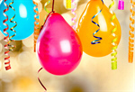 Сlipart Balloon Birthday Party Isolated Celebration   BillionPhotos