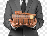 Сlipart Lawyer Law Business Office Book photo cut out BillionPhotos