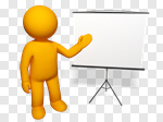 Сlipart Training Teaching Three-dimensional Shape Flipchart Business 3d cut out BillionPhotos