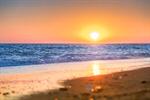 Сlipart Beach Sunset Sea Zen-like California photo  BillionPhotos