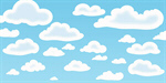Сlipart Cloud Cloudscape Seamless Sky Backgrounds vector  BillionPhotos